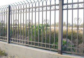 铁艺护栏 广州景房铸铁围墙栏 珠海栅栏围栏小区欧式围栏 按图