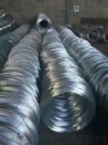 厂家生产电镀锌黄铁丝、热镀锌黄铁丝