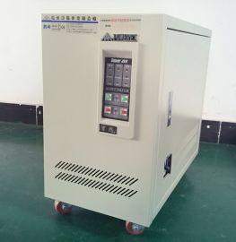 润峰电源东莞宝应智慧型超级稳压器PS-330N3 三相全自动精密交流稳压器30kva