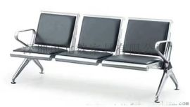 鋼排椅、三人位帶茶幾機場椅、不鏽鋼排椅三人位、不鏽鋼排椅