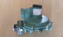 供应二级调压器美国费希尔R622-DFF减压阀fisher