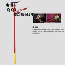 藏族民族特色太阳能路灯 藏族特色文化路灯 藏族元素太阳能路灯 藏族民族风格路灯