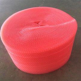 宜昌气泡膜 红色防静电气泡膜快递打包 现货供应 提供定制