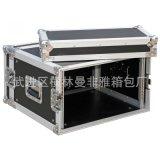 鋁合金航空箱生產廠家 定製大型耐摔加固航空鋁箱 軍用設備鋁箱
