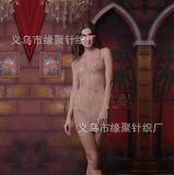 廠家直供情趣絲襪批發新款傾情爆款性感情趣玫瑰花連身短裙內衣