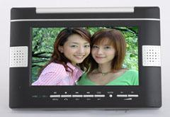 便携式DVD/DVB-T/ATV三合一播放机(PDV88 3-IN-1)