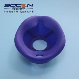 食品级液态硅胶制品 高透明吸鼻器硅胶件 医疗级液体硅胶制品