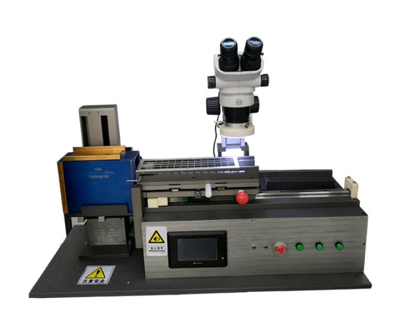 半自动芯片焊线半导体封装设备 高精度多功能frame检查设备