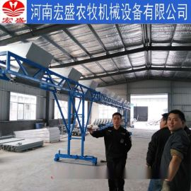 河南宏盛HS-066全自动喂料机龙门式喂料机生产直销
