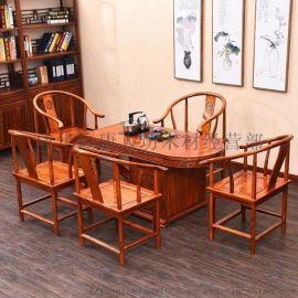 成都古典家具定制 成都唐人坊新明式家具,新中式家具 成都仿古茶桌定制