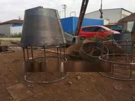 江西 碳鋼吸水喇叭口 現貨供應20#吸水喇叭口