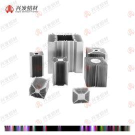 6063t6铝合金型材散热器|兴发铝业