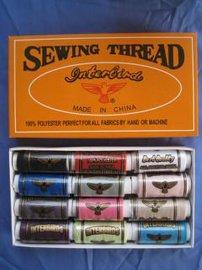 涤纶缝纫绣花线