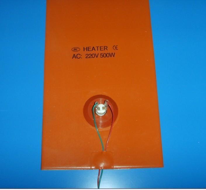 矽橡膠電熱片|太陽能矽晶體加熱套