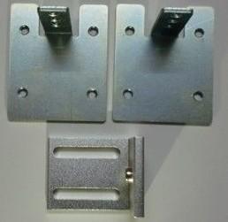 自动门电插锁专用支架 (BR-100D)