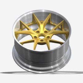 苏州市库罗德锻造铝合金轮辋