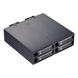 电脑光驱 2.5寸 四盘位SATA内置硬盘抽取盒