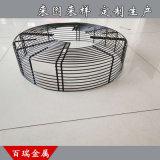 铁丝防尘网罩-金属风机罩-喷塑网罩