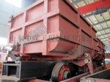 KZ系列曲軌側卸式礦車廠家價格 曲軌側卸式礦車雙向卸載