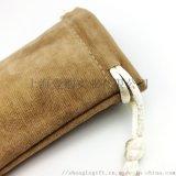 定制新款珠寶首飾絨布袋 禮品包裝袋 抽繩束口絨布袋