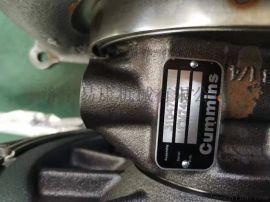 TR50矿车增压器 康明斯QSX15发动机