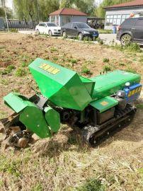果园开沟施肥机,自走式园林管理机多少钱