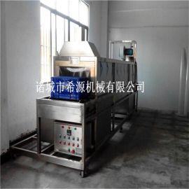 食品周转筐喷淋清洗机 多功能周转筐清洗设备供应商