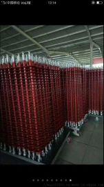 棒形悬式复合FXBW4-110/100硅胶绝缘子