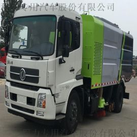 厂家直销CLW5160TSLD5东风天锦扫路车