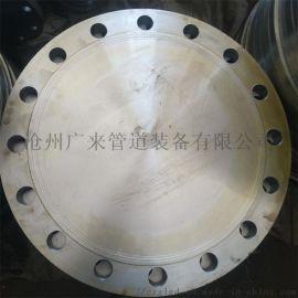 沧州广来 大型盲板 碳钢DN800 厂家供应