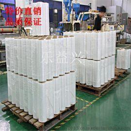 全新料缠绕膜 **PE膜 佛山拉伸膜厂家 保鲜膜 包装捆扎膜