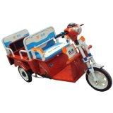 河南富鑫洋品牌F1雙排老年休閒車電動三輪車