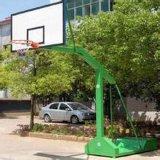 填埋式籃球架,槽鋼底座籃球,圓管籃球架