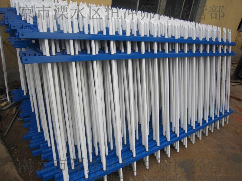 锌钢围墙网 喷塑方管护栏网 低碳钢管围网 锌钢护栏网
