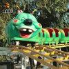 童星游乐青虫滑车 回头客多户外新型游乐设备活力无限