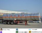 華宇牌13米食用油/液體運輸罐式半掛車