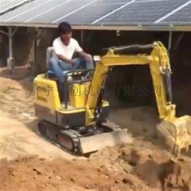 厂家直销小型挖机勾机碎石机