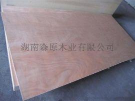 森原木业供应木板材无贴面包装夹板