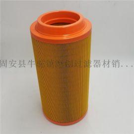 厂家直销空气滤芯空气压缩机滤芯厂家