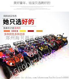 厂家直销新款沙滩车 各种广场游乐玩具车