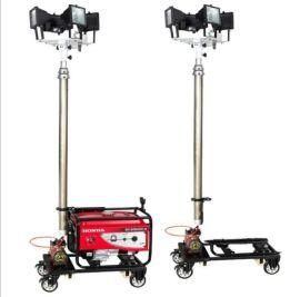 【移動照明車】移動工作燈-移動球形月球燈移動照明車