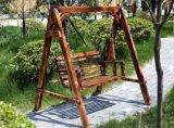 实木秋千休闲庭院成人座椅