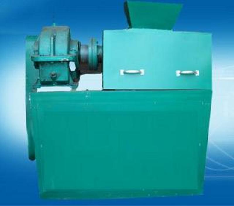 對輥擠壓造粒顆粒擠壓機如何進行造粒