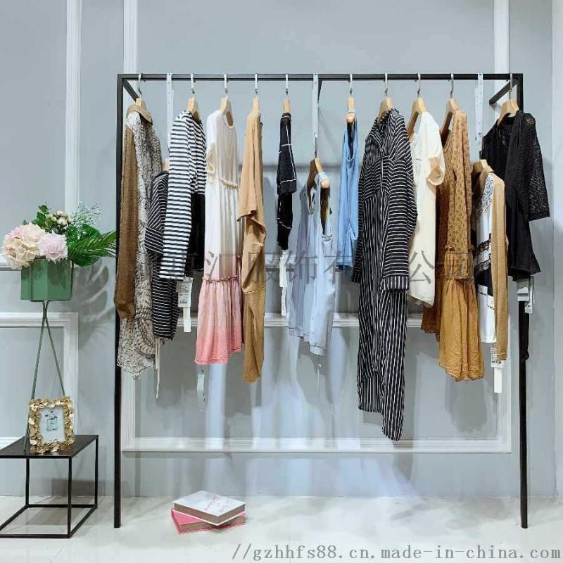 韩版大码女装朗黛女装尾货针织衫杭州女装批发市场
