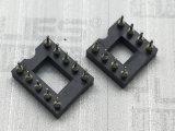 2.54mm IC 圓孔排母連接器 180度