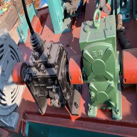 二手工业制管机组 不锈钢流体管焊管机 方管圆管高频焊接生产线