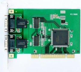 工业级双路PCI CAN接口卡(PCI-5820I)