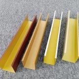 木紋鋁方通定製廠家真實漆U型槽鋁方通天花吊頂材料