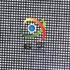 浙江工厂生产各种颜色幅宽克重1000D、500DPVC网格布网眼布
