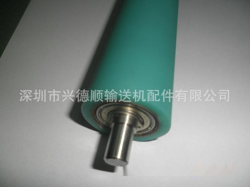 批发供应除尘粘尘滚筒 高品质镀锌无动力滚筒